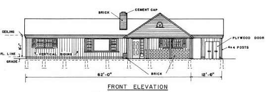 Ranch house plans 3 bedroom house with carport Blueprints for my house